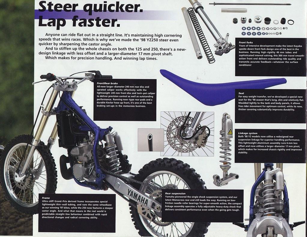 Yz125 Rear Shock