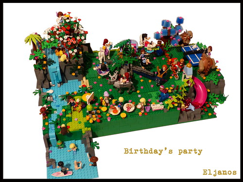 BrickPirate_BirthDay | by eljanos