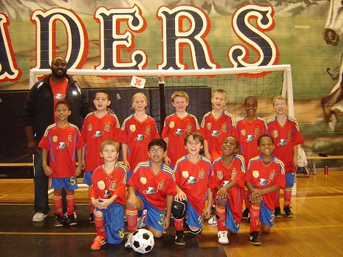 U10 Spain s | by Intl Soccer Club Mississauga
