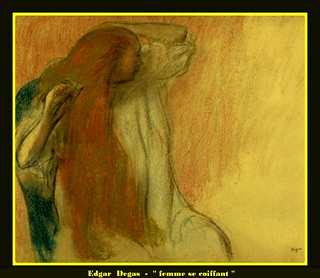 edgar degas - femmesecoiffant,1894 | by jan.poisson