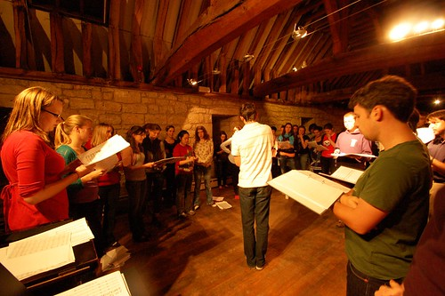 Extra 2: Oxford Singers rehearsal (11-10-26) | by veganpixel