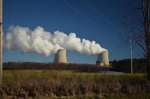 Nuclear power Plant Cooling Towers | by Michael Kappel