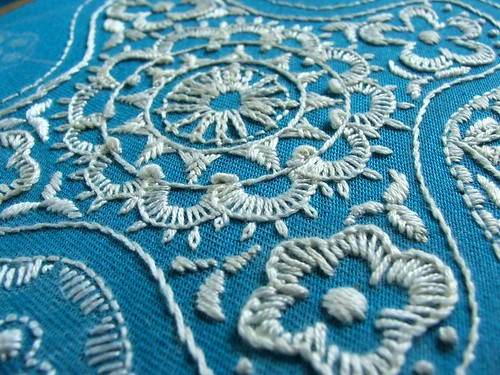 faux doily   by Smallest Forest