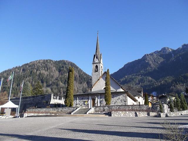 Chiesa di Transacqua
