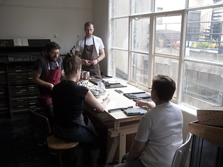 Idlewild Letterpress Workshop | by James Yencken