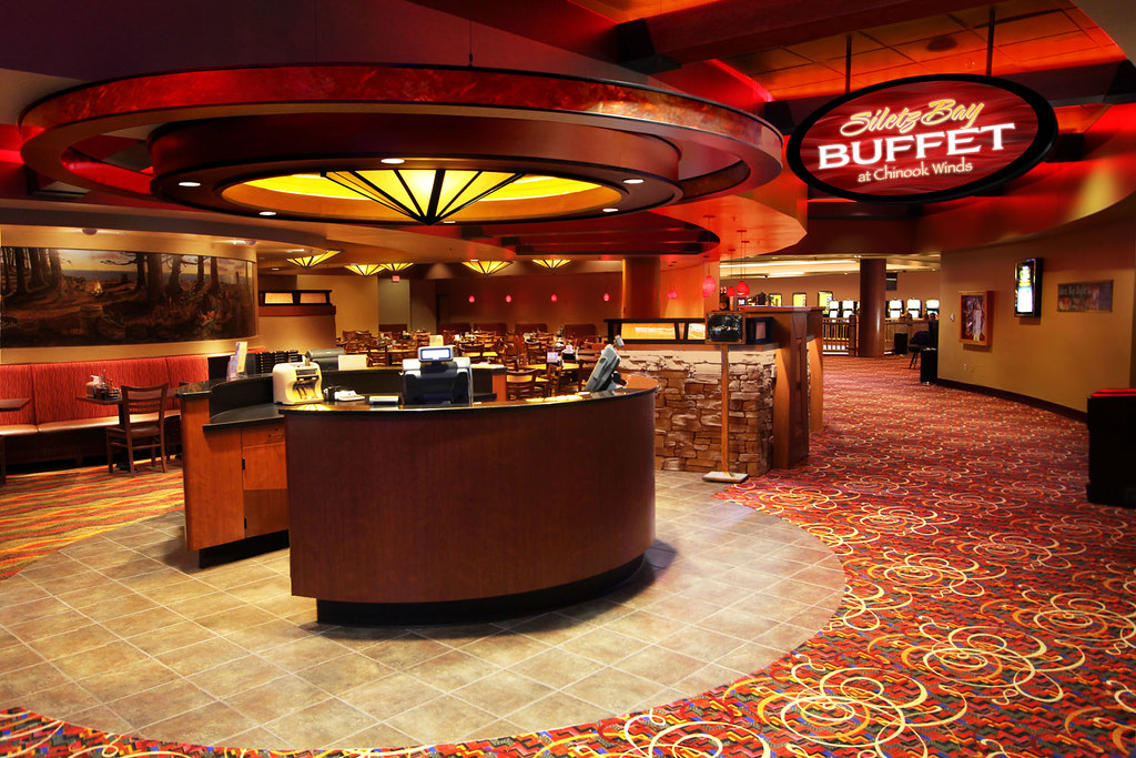 Casino Buffet Remodel Interior Decor Design Casino Int Flickr