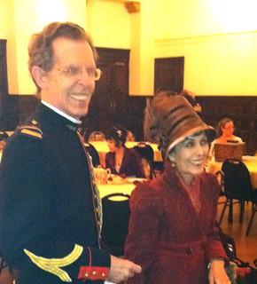 Michel & Marie-Jo: Jane Austen Evening 2012