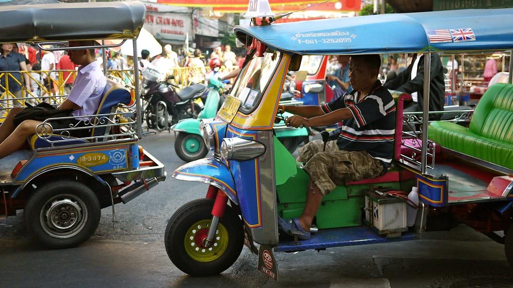 Bangkok Tuk-tuks