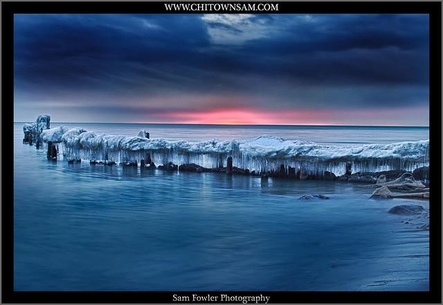 Sunrise Lighthouse Beach