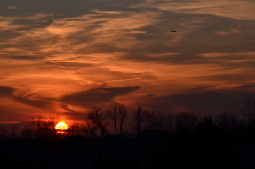sunset ohio landscape nikon bellbrook nikond5100 kkfrombb