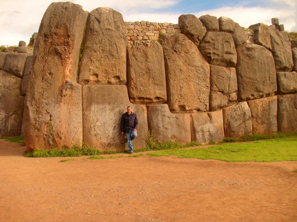 A1-13 Inca Architecture - Peru - Cusco - 057