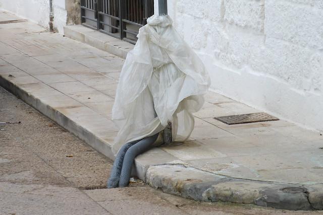 Madonna am Straßenrand