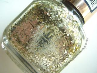 maybelline silver spells bottle   by musicalhouses