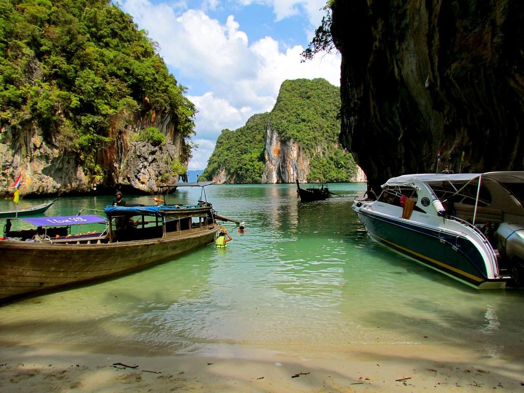 Phuket, Thailand | Krabi | Jeff Gunn | Flickr
