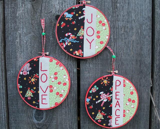Peace, Love & Joy Trio