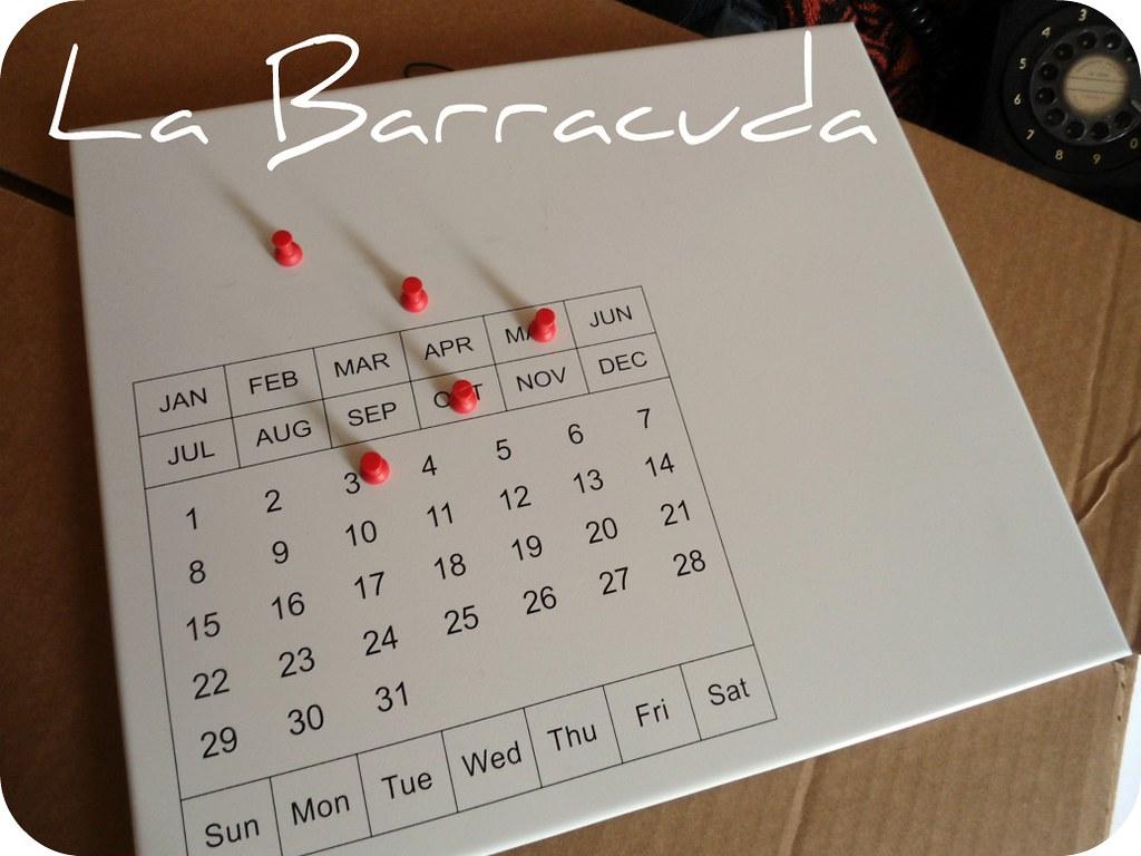 Mini Calendario.Mini Calendario Magnetico Nuevo 4 Ooo Es Super Util Mide