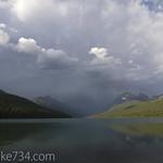 Stormy Bowman Lake