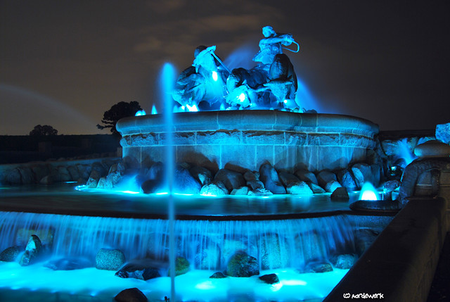 Gefion Fountain [Explored]