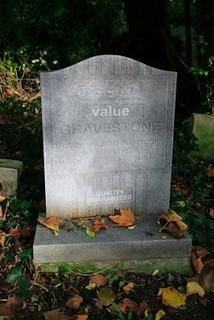 Tesco Value Grave