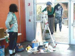 Makers at the MAH: Heidi Cramer | by santacruzmah