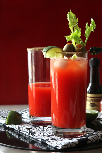 The Caesar Cocktail, aka the Canadian Bloody Mary Recipe | by CookinCanuck