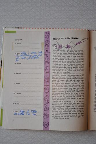 Evas kalender 1963 | by kerstin.kokk
