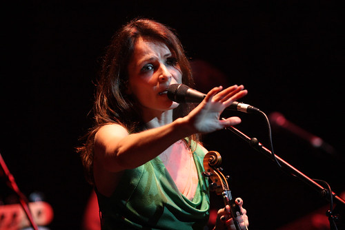Sharon Corr | by Eva Rinaldi Celebrity and Live Music Photographer