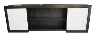 Fairfax credenza with kirei sliding doors - a   by urbanwoods123