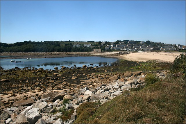 Old Town Bay, St Marys, Isles of Scilly