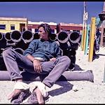Train depot of Uyuni - Bolivia
