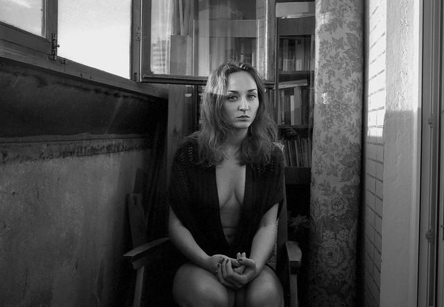 Олеся. Портрет с открытым окном.