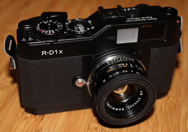 Epson R-D1x front view