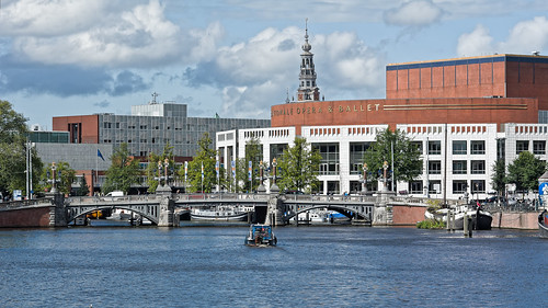 Sailing To The Blauwbrug