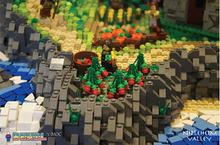 [Denil MOC] Nibleheim Valley - 9   by deniloh85