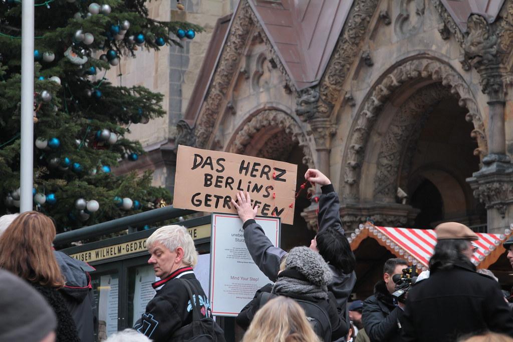 Terroranschlag Berlin Video