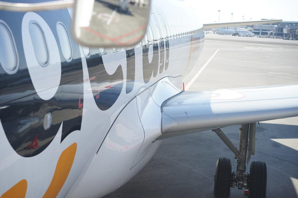 tiger air Taiwan機体