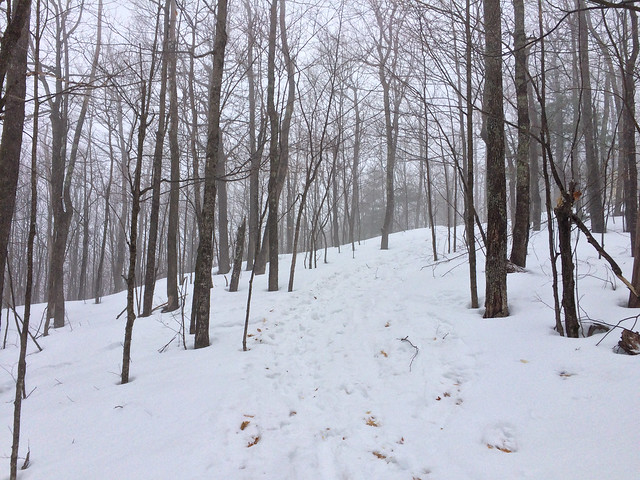 0:17:43 (23%): gilemountain vermont hiking norwich unitedstates us