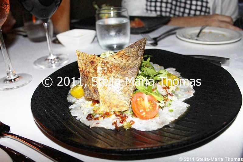WATERMARK -BARRAMUNDI CARPACCIO 004