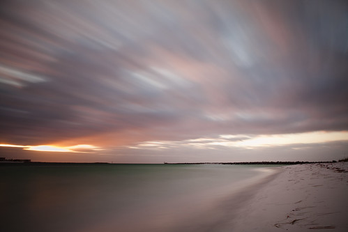 longexposure sky water clouds sunrise canon florida nd110 5dii