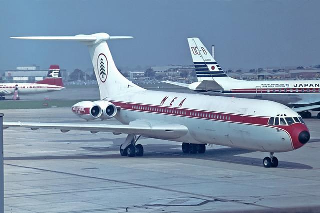 VICKERS VC10 OD-AFA MEA