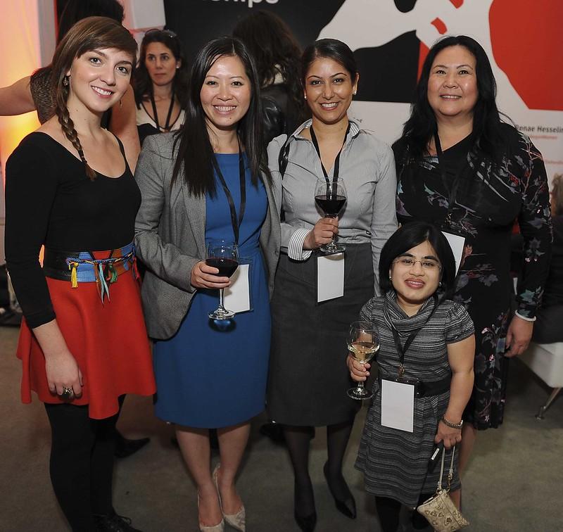 TEDxWomen Evening Reception.