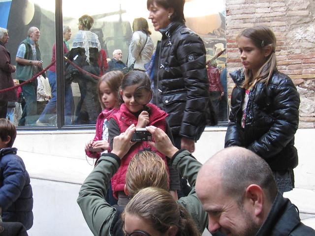 Visita i taller de nadal al Museu Dalí - 11/12/2011