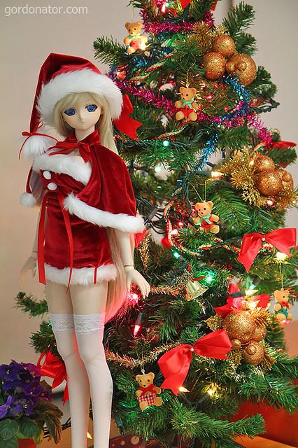 Sasara Dollfie Dream Christmas