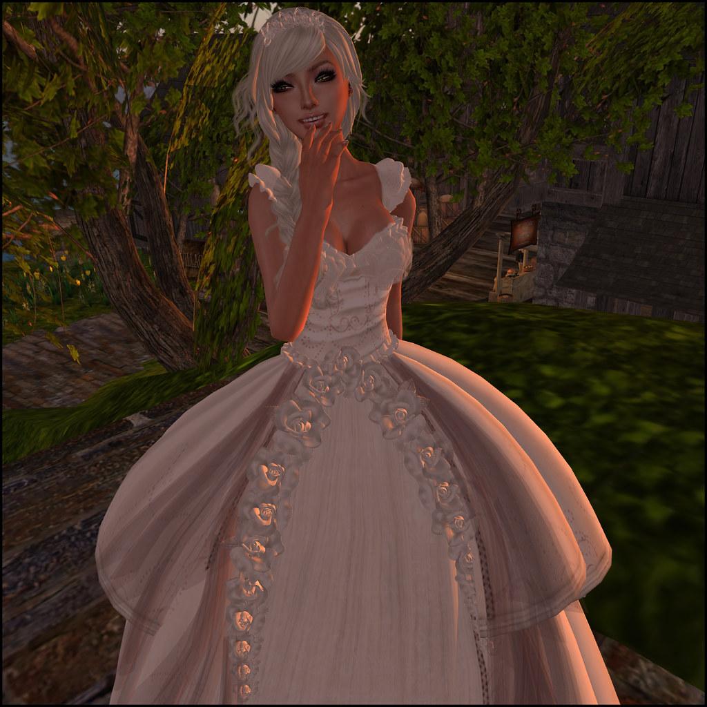 Alisandra Fairy Tale Gown
