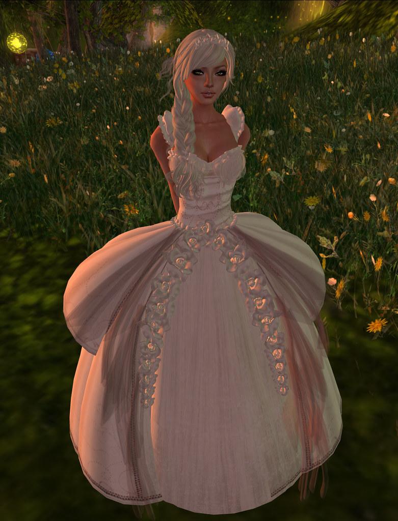 Alisandra Princess Gown