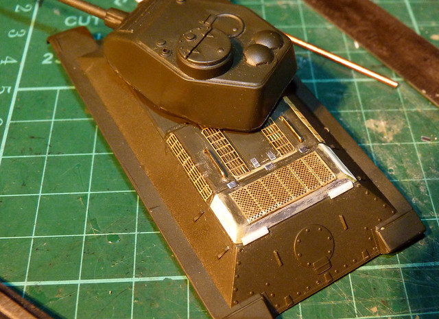 Armourfast T-34/85 build - part 1