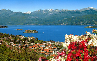 Stresa - Lake Maggiore and Borromean Islands (Postcard)