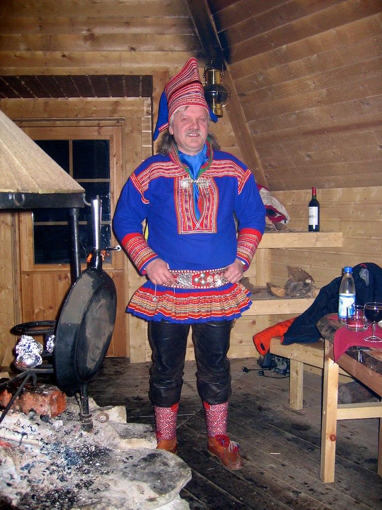 Finnland Kleidung