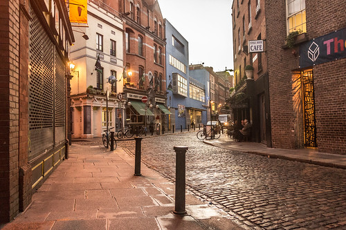 Essex Street In Temple Bar | by infomatique