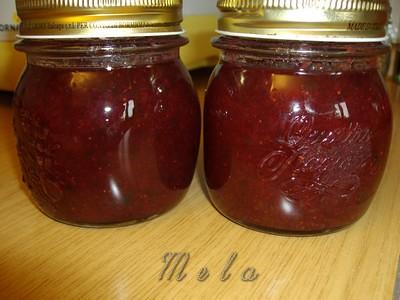 Marmellata fragole e basilico00001 | by cheffina2012